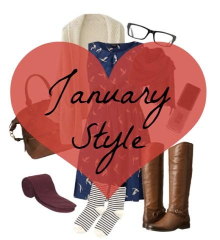 January Style Inspiration