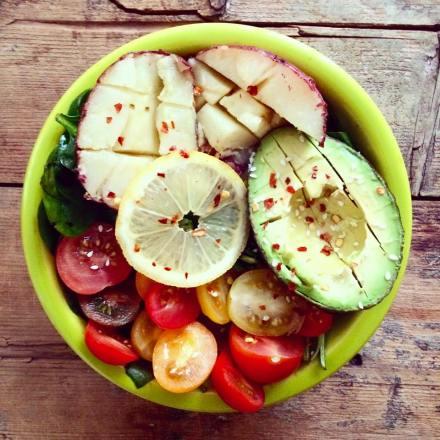 Vegan Glow Bowl