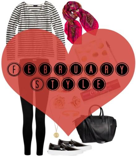 February Style Inspiration
