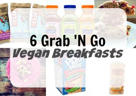 Fast Vegan Breakfast
