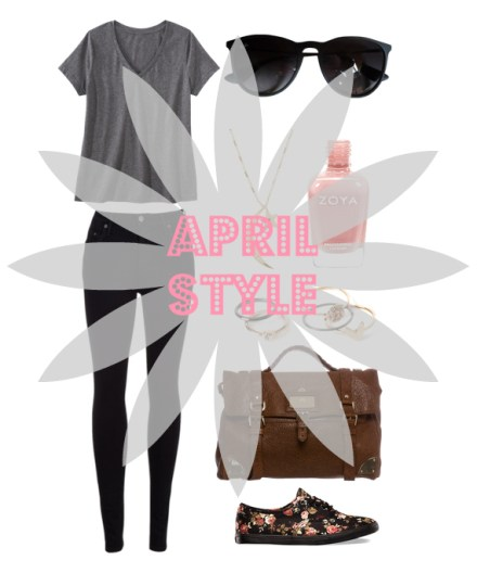 April Style Inspiration