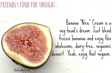 Banana Nice Cream Recipe