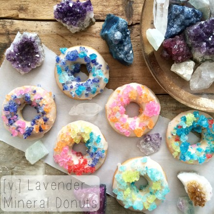 Rock Candy Donuts