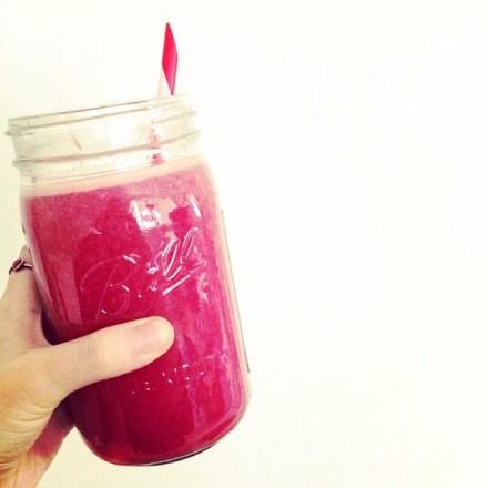 Berry Juice Recipe