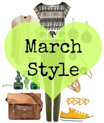 March Style Inspiration