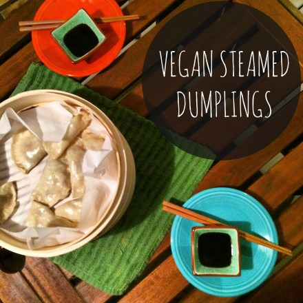 Vegan Steamed Dumpling Recipe