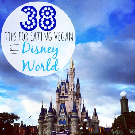 Tips Eating Vegan Disney World