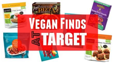 Vegan Target Products