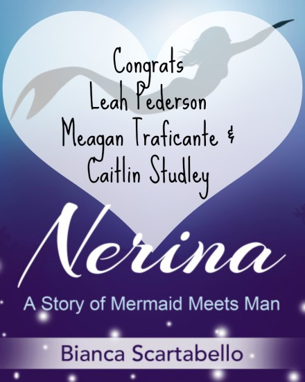 Nerina Mermaid Book