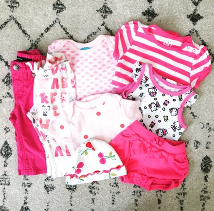 Reuse Recycle Baby Clothes
