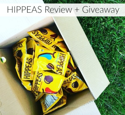 HIPPEAS Review + Giveaway