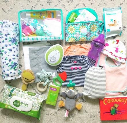 Inside My Diaper Bag (Pre-Baby)