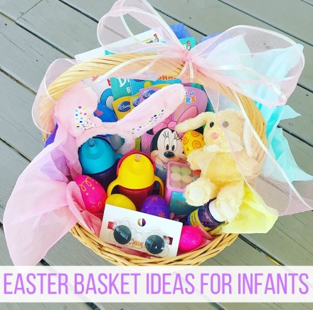 Easter basket ideas for 6 month old the friendly fig easter basket ideas for 6 month old negle Images