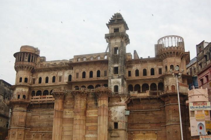 The colours of India: Varanasi