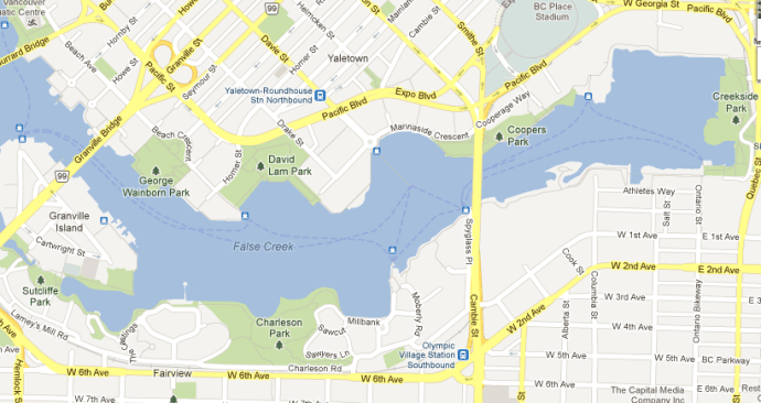vancouver   Google Maps