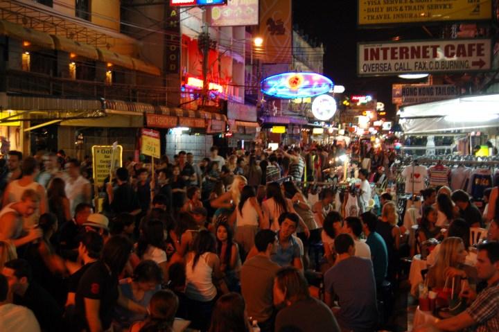 Street Eats, Thailand: Mango Sticky Rice or Dried Crickets?