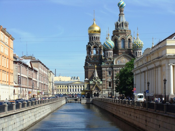Church of Our Saviour of Spilled Blood