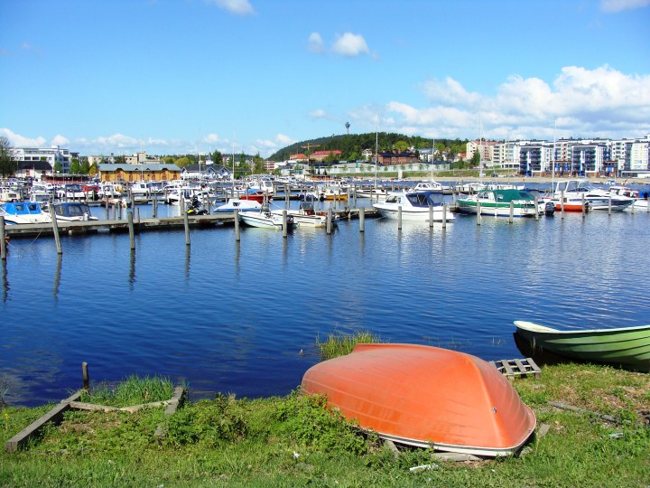 Kuopio: An unexpected oasis in the north of Finland