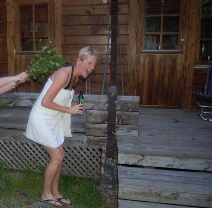 Finnish Sauna, Spa