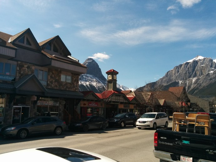 Canmore, Travel, Good Earth Cafe