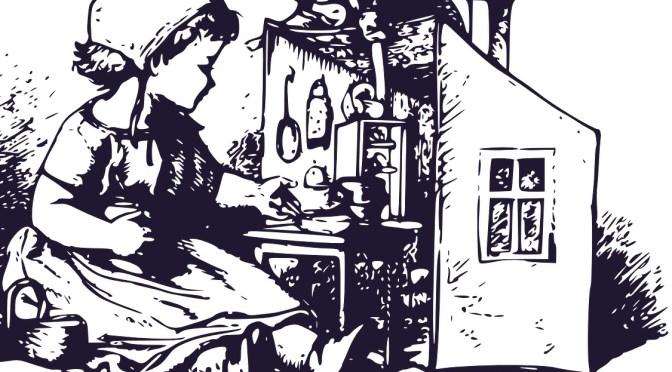 DIY Dollhouse of Horrors: Part 1