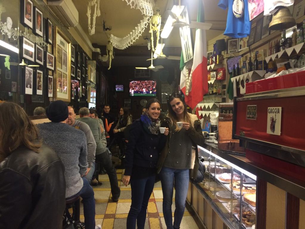 Sisters in London