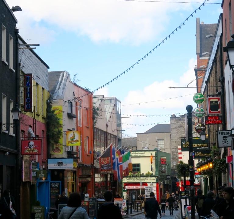 Un weekend PERFETTO a Dublino