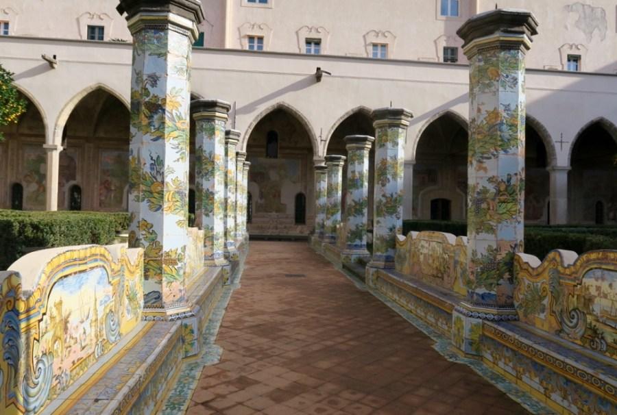Complesso di Santa Chiara Napoli