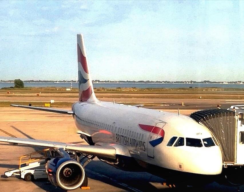 Aereo-British-Airways-aereoporto-Marco-Polo-Venezia-tornare-avivere-in-italia