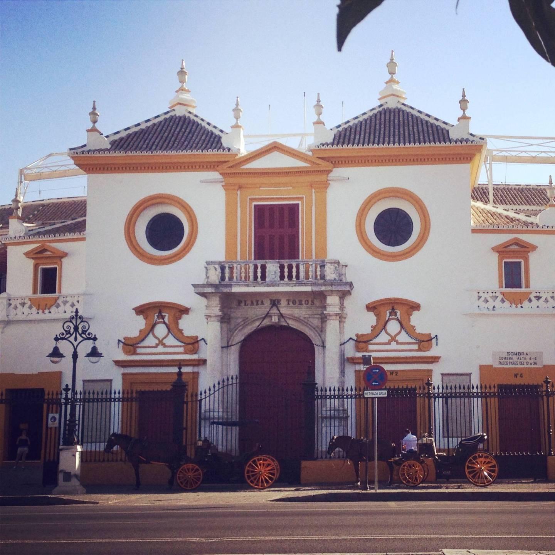 Plaza del Toro Seville