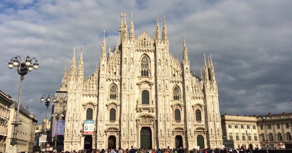 Duomo my beautiful Milan