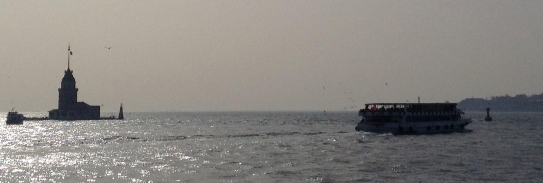 Bosforo ferry tour in Istanbul