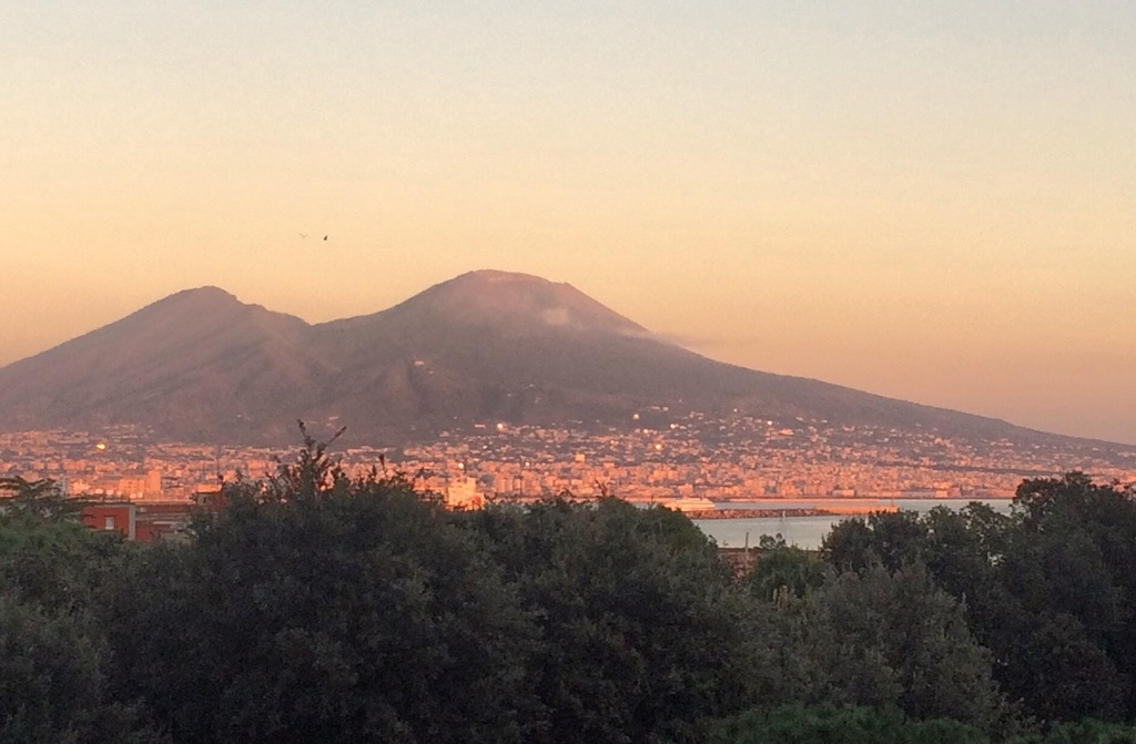 Vesuvio vulcan my weekend in Naples The Frilly Diaries