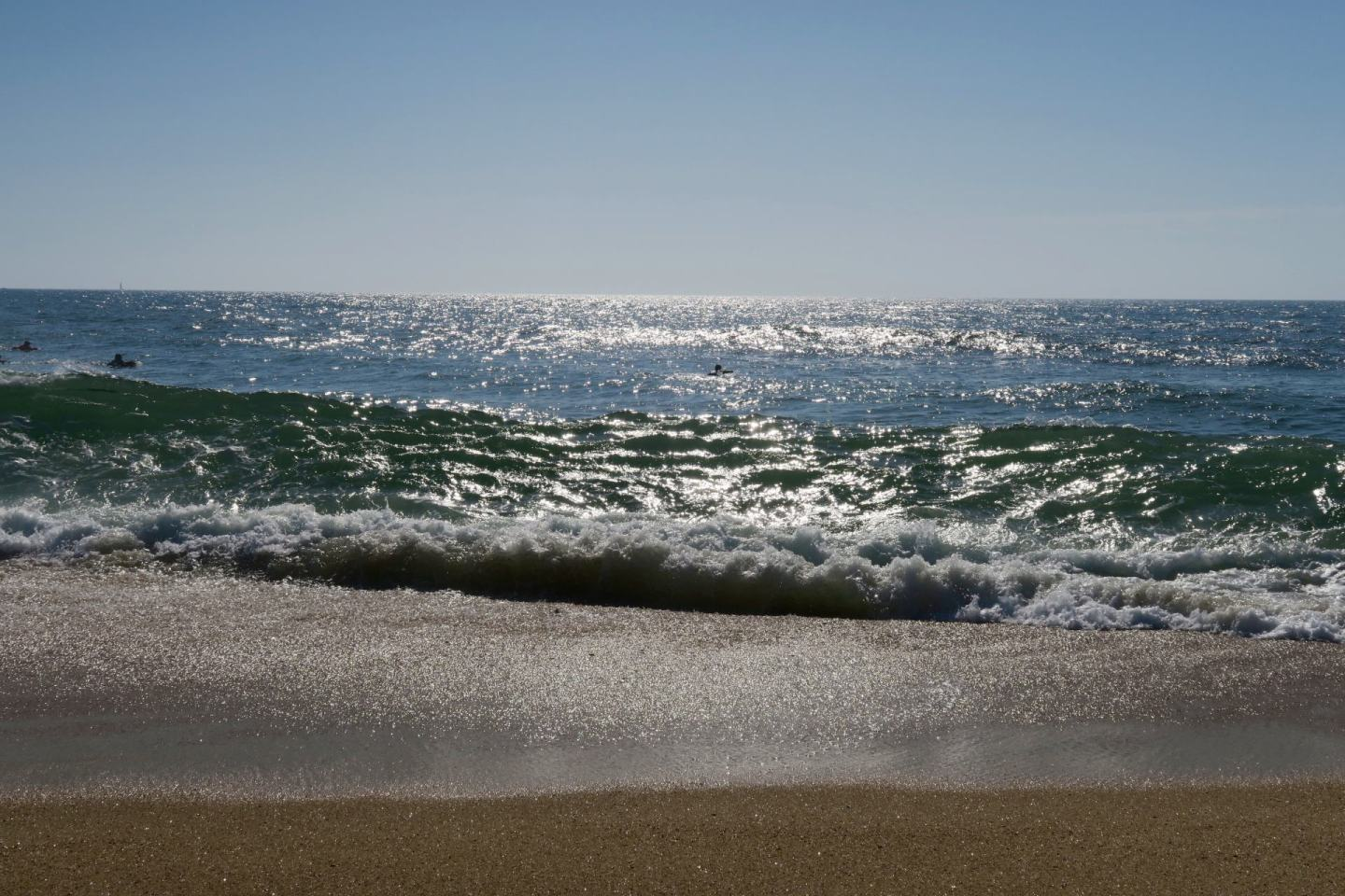 Atlantic Ocean waves we will travel again The Frilly Diaries