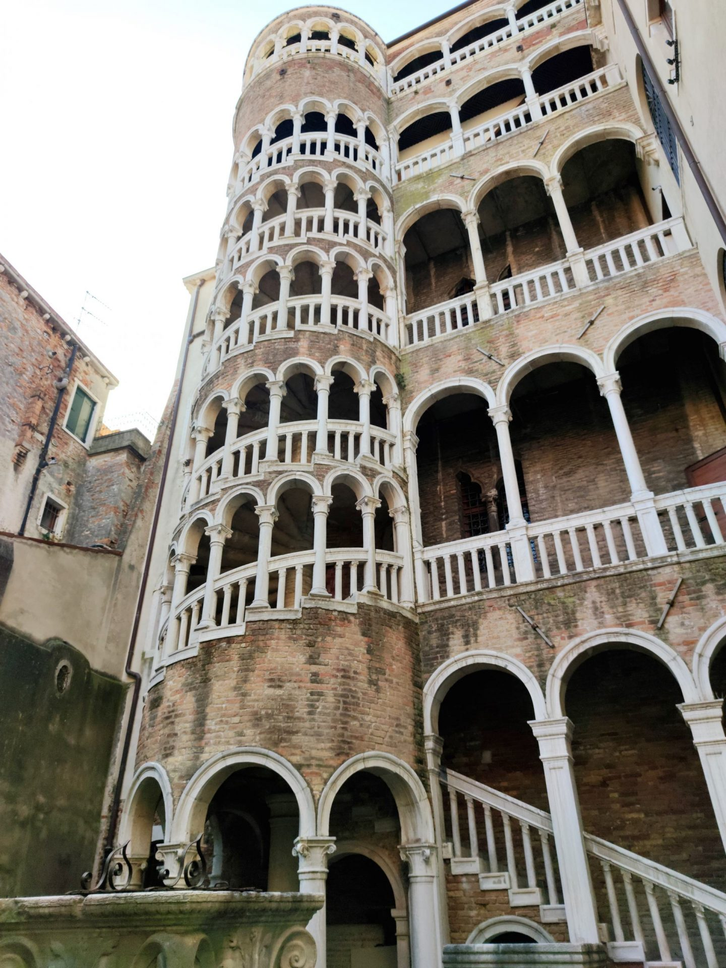 Scala del Bovolo Venezia The Frilly Diaries