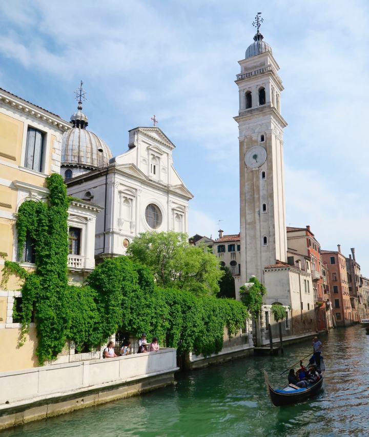 San Giorgio dei Greci church in Venice