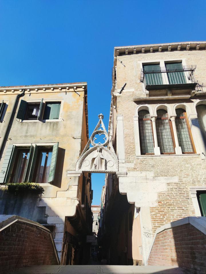 Venezia Arco del Paradiso