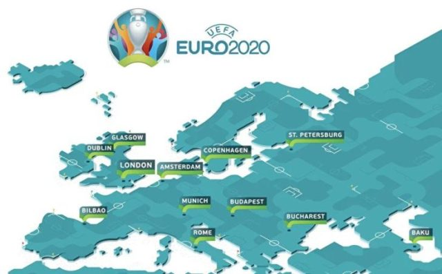 Euro Cup 2020 Teams Fixtures and Other Details