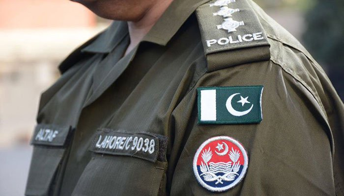 Lahore police force citizen to remove clothes - The Frontier