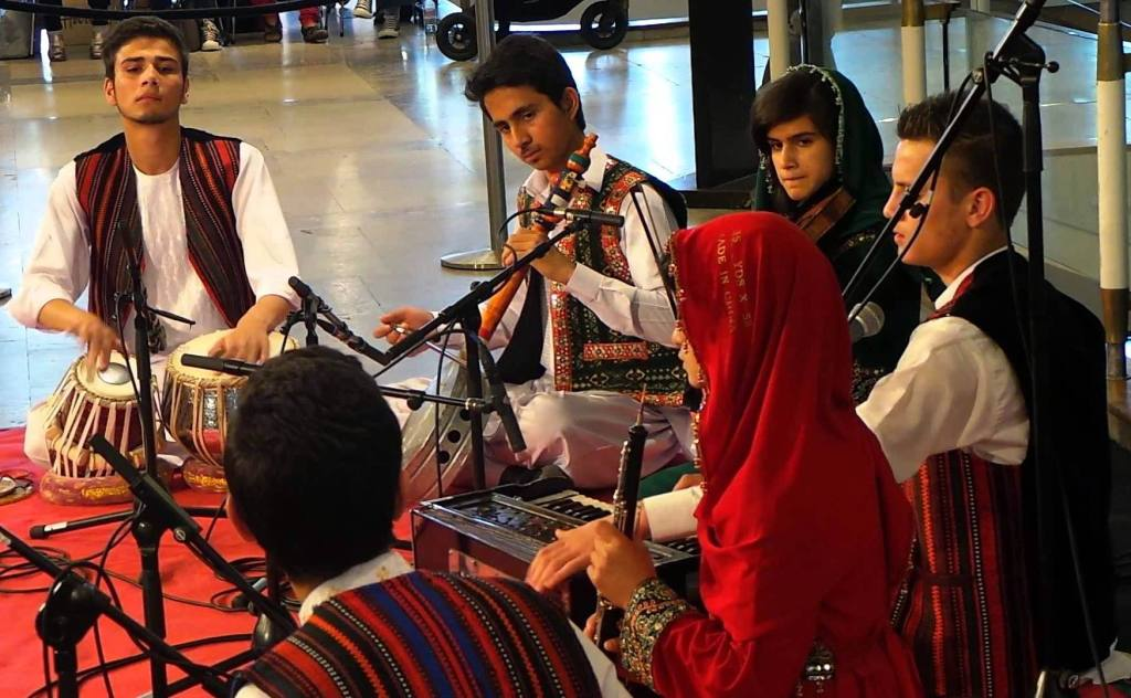 Afghan institute and Metallica Band win music's 'Nobel Prize