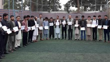 Afghan journalists mourn colleagues' deaths in attacks