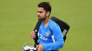 Kohli pulls out of stint with Surrey due to neck injury