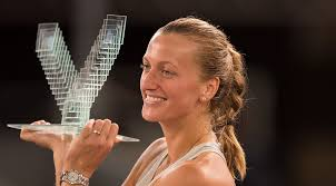 Kvitova wins third title