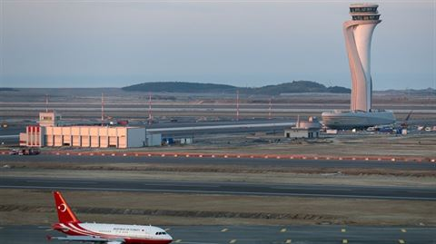 New Istanbul airport 'trademark project'