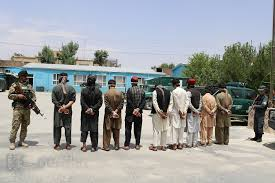 69 terror, crime suspects detained in Ghazni