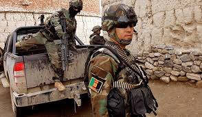 Afghan forces kill nearly 200 armed Taliban rebels