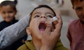 Anti-polio drive in Tribal districts and Sub-divisions launches
