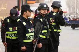 Chinese police apply to arrest