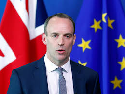 Dominic Raab We can get Brexit deal done by Oct.