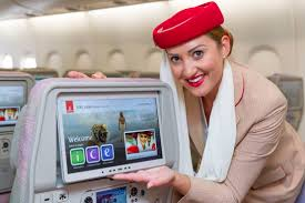Emirates wins world's best inflight entertainment award for 14th consecutive